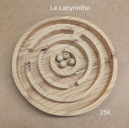 Slowgame - Le labyrinthe