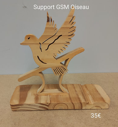 Slowgame - Support GSM oiseau