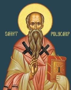 Great Testimony of Saint Polycarp