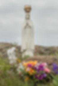 St. Francis OLF Statue.jpg