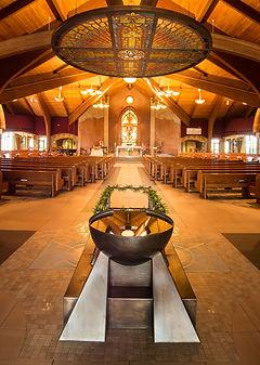 St. Francis of Assisi Baptismal Font.jpg