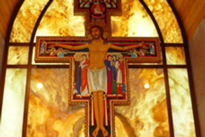 St Damiano Crucifix Church Sanctuary.png