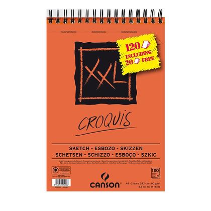 Canson XXL A4 (90GR)