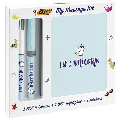 """My Message Kit """"I am a Unicorn"""""""