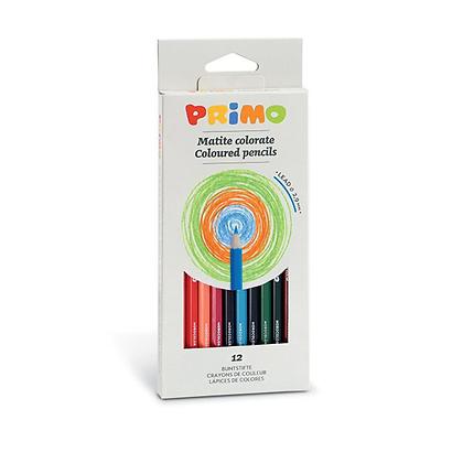 Crayons de couleur Primo