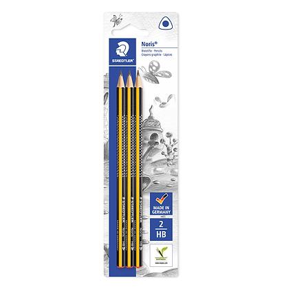 Staedtler 3 crayons HB
