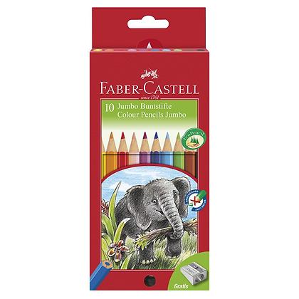Crayons de couleurs Faber-Castell
