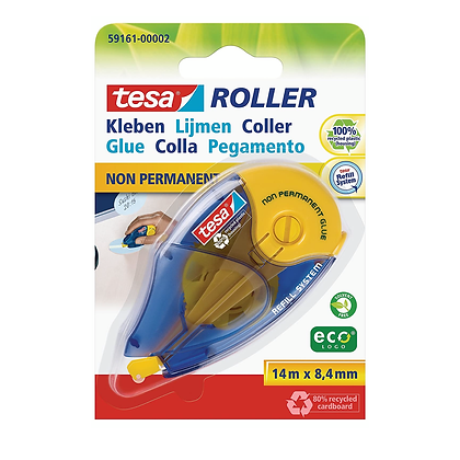Roller de colle Tesa (non-permanent)