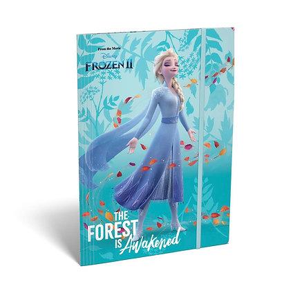 Frozen II Farde Élastique A4