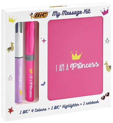 "My Message Kit ""I am a Princess"""