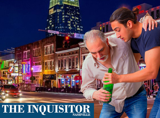 Report: Nashville bars had more cases of staggering than staggering cases of COVID-19