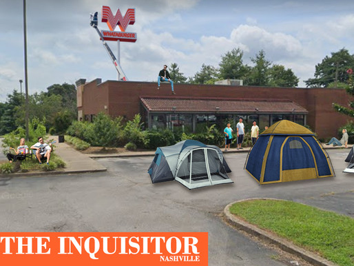 Whataburger fans already camping out at abandoned Applebee's that may be future location