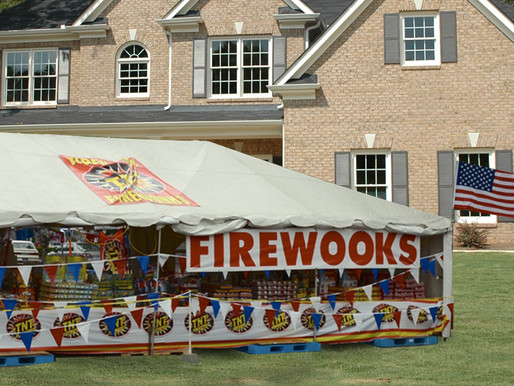 3 signs that mysterious fireworks tent in your front yard is not an authorized dealer