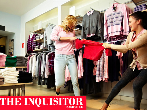 New personal shopper service offering free fights with other customers on Black Friday