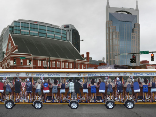 After Nashville denies adding new trolleys, company vows to expand existing pedal taverns