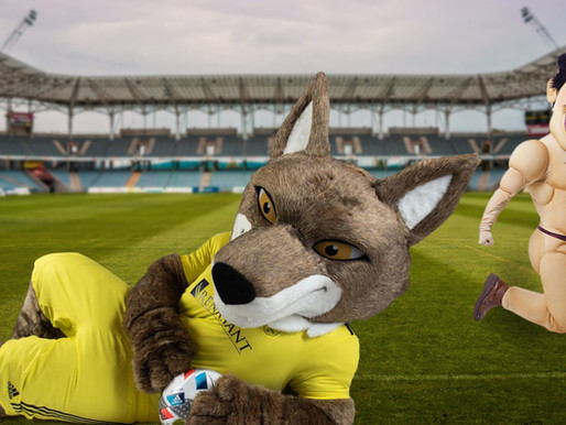 Tempo the Coyote narrowly beats out Stanley the Manly as new Nashville SC mascot