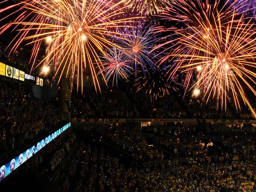 In event of rain, Nashville fireworks to be moved inside Bridgestone Arena
