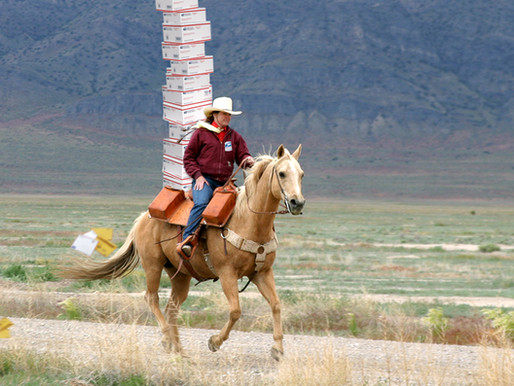 USPS excited to announce return of Pony Express on October 1