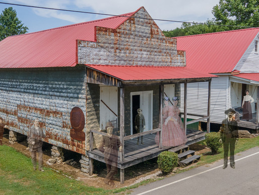 There's an entire town for sale in Tennessee and the residents can't wait to meet you