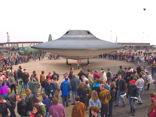 Tennessee Air Show to feature nearly dozen Top Secret UFOs