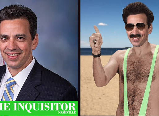 Rep. Tom Graves steps down from Congress to finish filming Borat 2