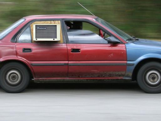 Used car, runs often, brand new AC unit- $13,500