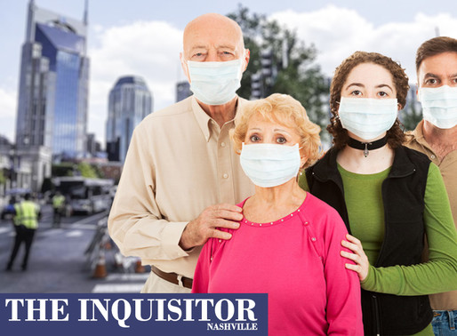Style guru reminds America it's unfashionable to wear white masks after Labor Day