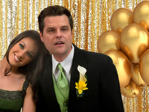 In brilliant PR move to show softer side, Matt Gaetz agrees to take Florida teen to prom
