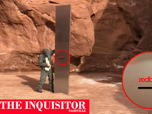 Utah scientists disappointed to learn mysterious monolith just fancy new Redbox