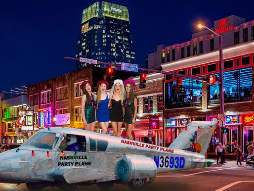 TN Governor hopes to attract much needed bachelorette parties with free Party Plane rides