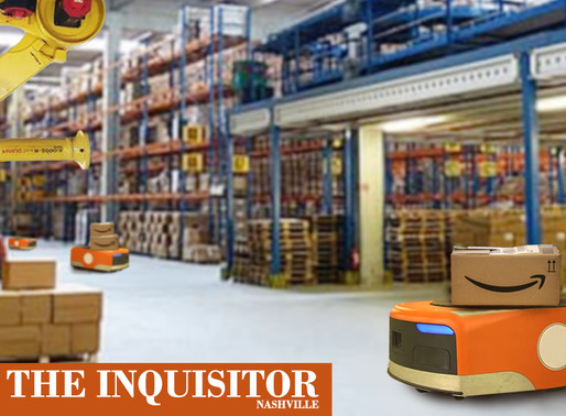 New Amazon fulfillment center to bring 1,000 jobs to out-of-work robots