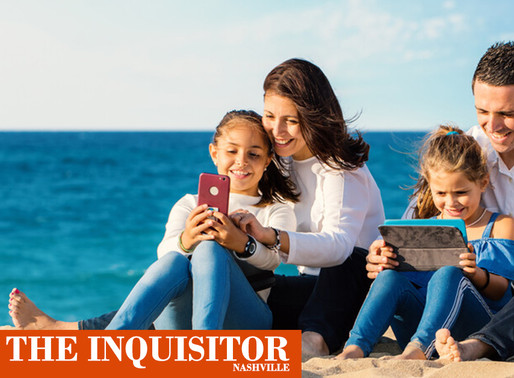 Beach-bound family drives ten hours to ignore ocean