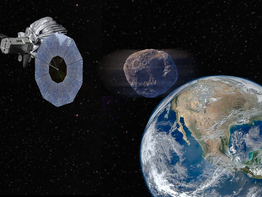 NASA begins mission to redirect asteroid away from U.S., towards New Jersey