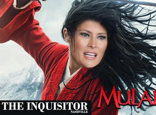 Disney announces Mulan follow-up: Mulania