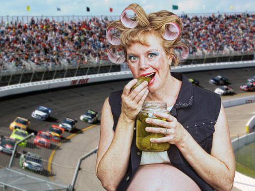 Nashville Superspeedway celebrates return of NASCAR with Free Jar of Pickles Day