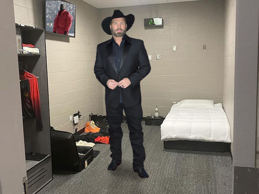 Inspired by Kanye, Garth Brooks vows to live in Nissan Stadium until concert is complete