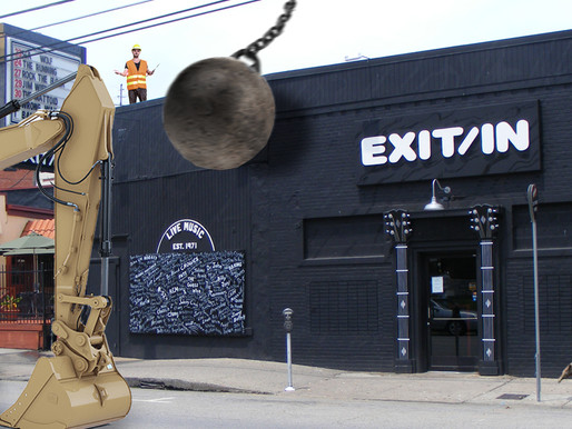 New owner of famed Nashville venue vows to preserve everything except interior, exterior, name...