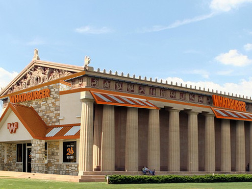 Whataburger announces Parthenon as 10th Nashville location