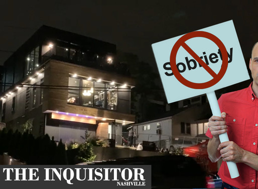 Nashville event planner says controversial party just large indoor protest against sobriety