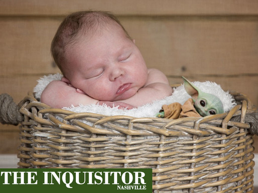 'Grogu' tops most popular baby name for 2020
