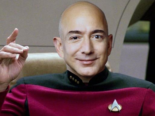 After Blue Origin flight, Jeff Bezos to take over USS Enterprise