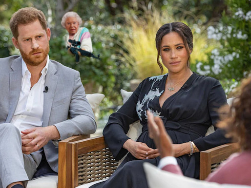 Oprah security on high alert after senior sniper caught in bushes during Harry, Meghan tell-all