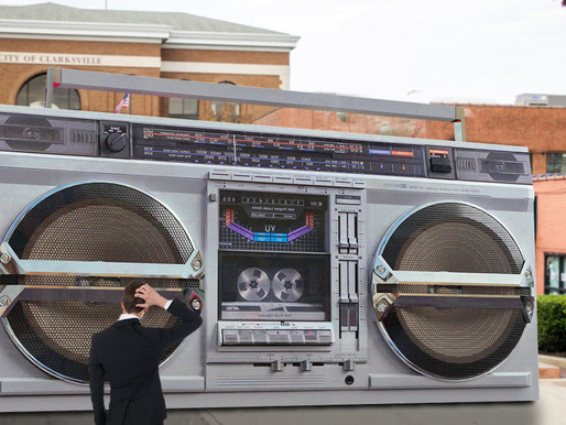 Clarksville 911 releases calls about mysterious boombox heard across city