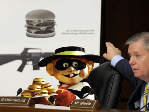 GOP proposes emergency bill to add hamburgers to 2nd Amendment