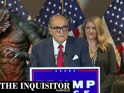 BREAKING: Trump campaign releases the Kraken from legal team
