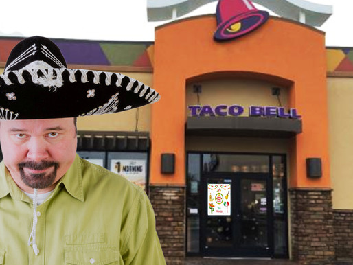 Local man visits authentic Mexican restaurant to celebrate authentic Mexican holiday