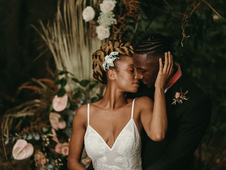 Woodland Wonderland; a sublime rustic and bohemian shoot