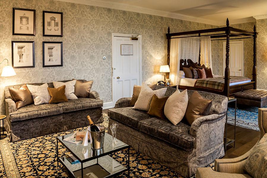Romantic getaway minimoon hotel in Kent