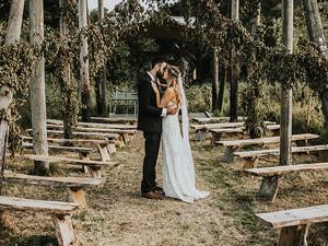 Woodland Wedding Venues in Kent