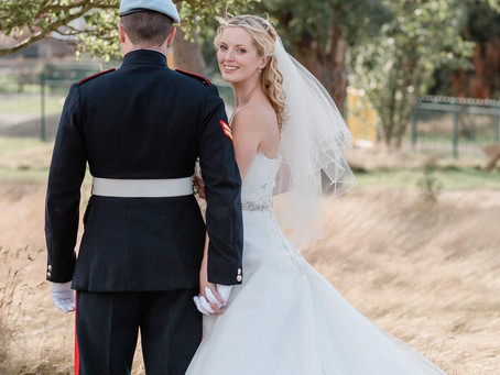 Bridie & Bradley - a lockdown wedding full of laughter and emotion